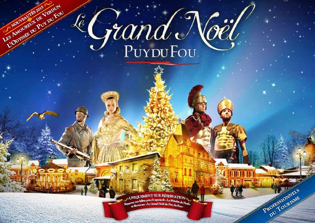 Puy du Fou Noël