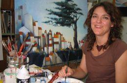 Géraldine Cornière, peintre – Rezé