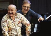 Michel Jonasz piano voix avec Jean-Yves D'Angelo - Saison 3