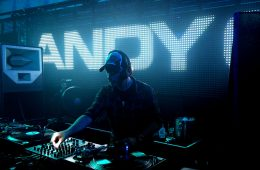 Andy C Dream Nation Festival