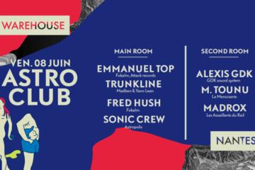 Warehouse x Astroclub