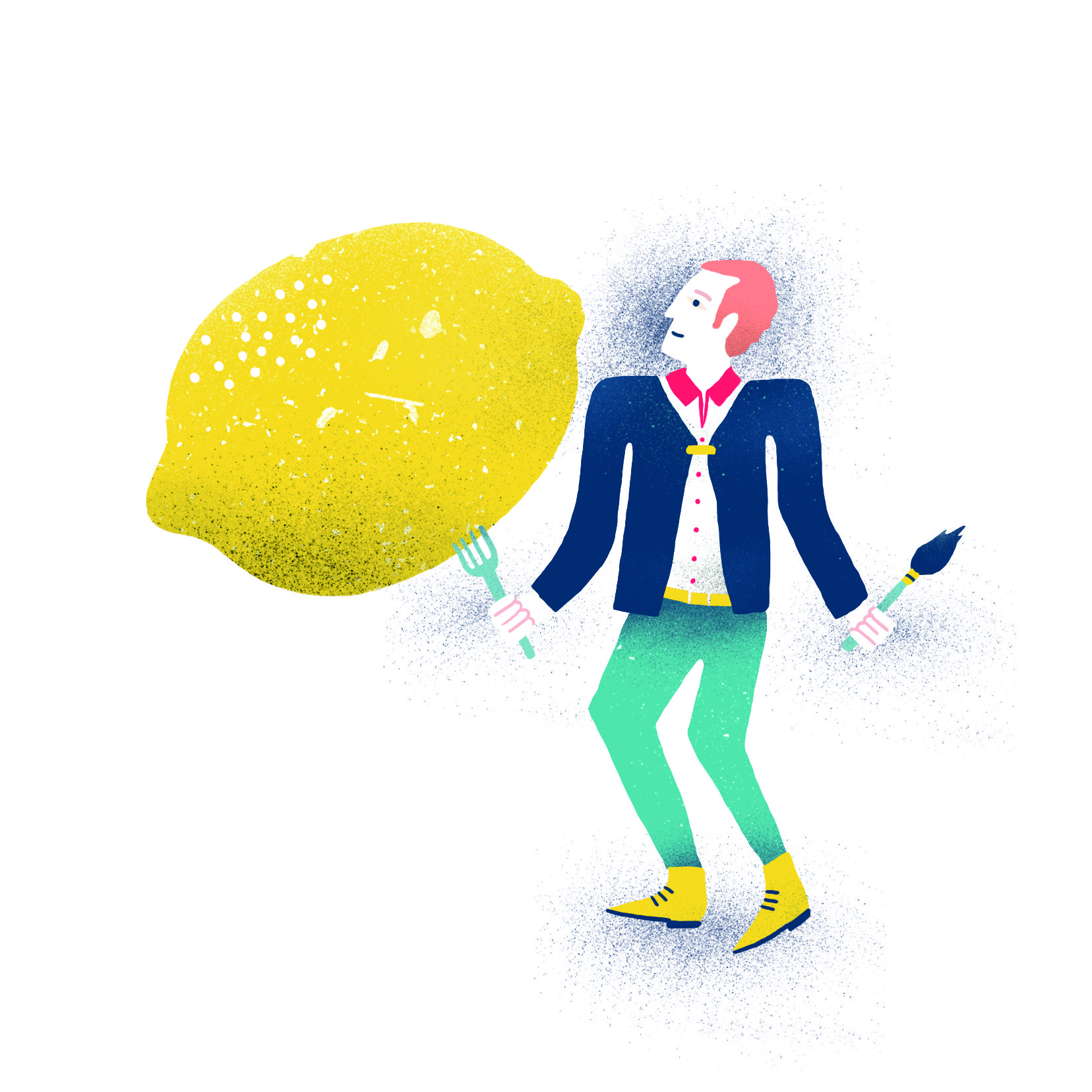 Antoine Corbineau Lemon Mag