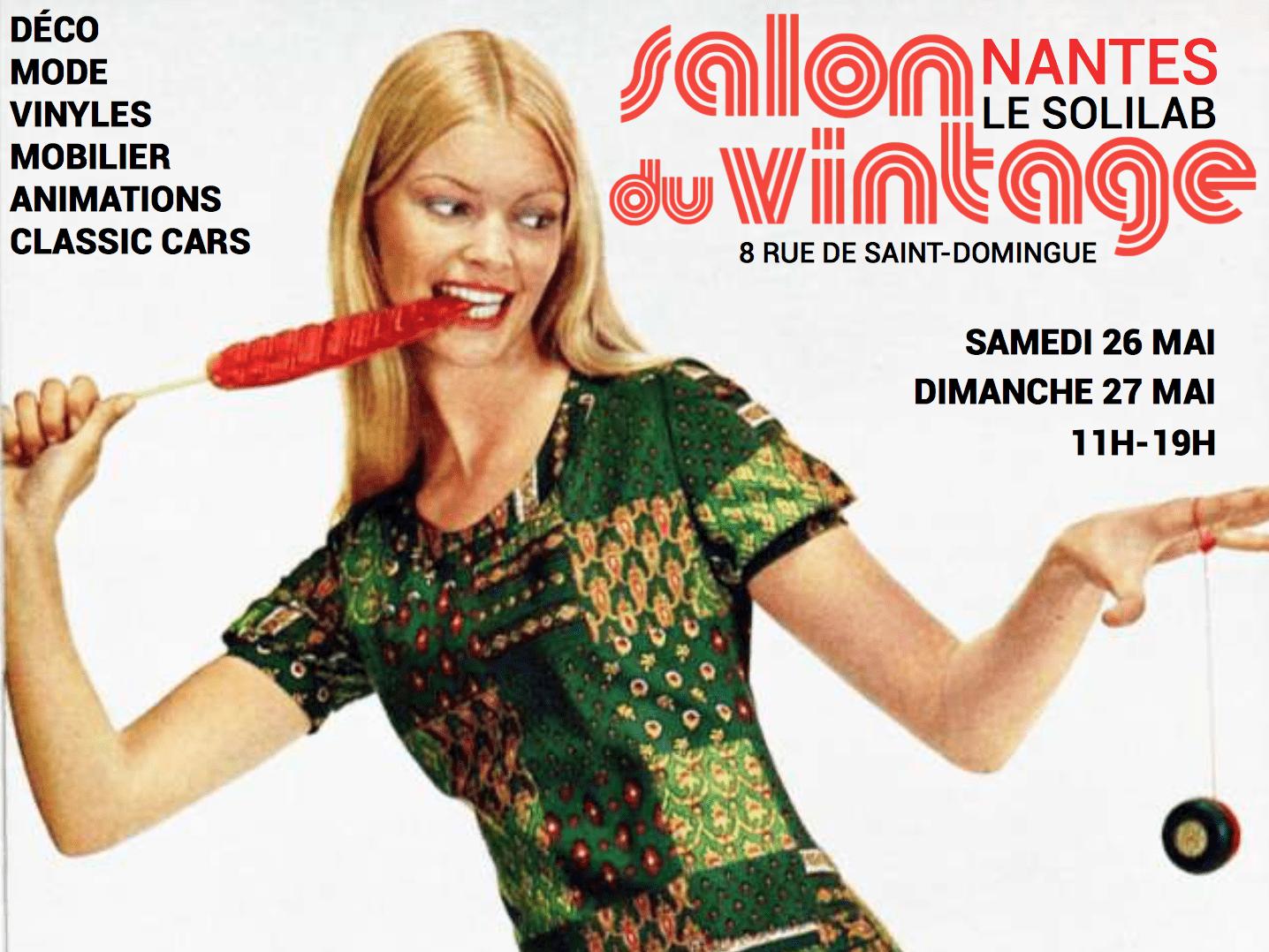 Salon du vintage nantes