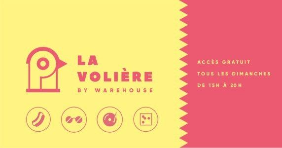 la volière warehouse